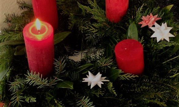 Ein neues Licht brennt – der zweite Advent
